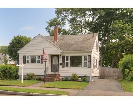 41 Colonial Ave., Lynn, MA