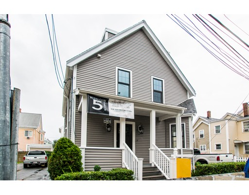 5 Wigglesworth Street, Somerville, MA 02145