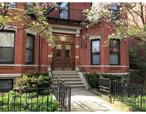 364 Marlborough Street, Boston, Ma 02116