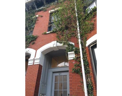 181 Harvard Street, Cambridge, Ma 02139