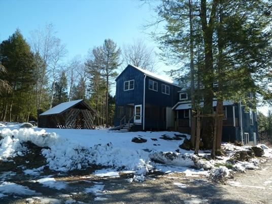 555 Northfield Road, Warwick, MA<br>$299,500.00<br>31.76 Acres, 4 Bedrooms