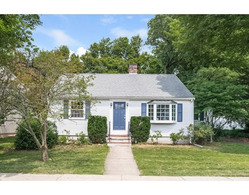 Photo of 22 Hagen Rd Newton MA 02459