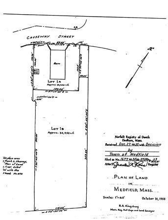 6 Causeway Street, Medfield, MA, 02052, Medfield Home For Sale
