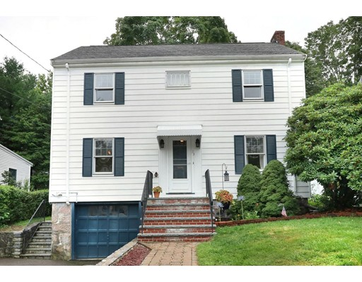 Photo of 23 Courtney Rd Boston MA 02132