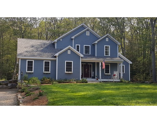 32 Webber Road, Brookfield, MA