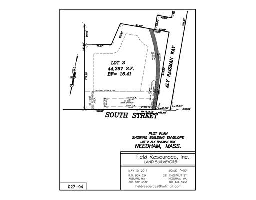1240 South, Needham, MA