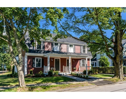 21 Shirley Street, Lexington, MA