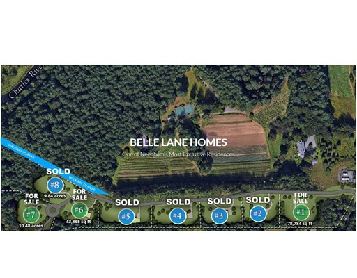 Lot 6 Belle Lane, Needham, MA