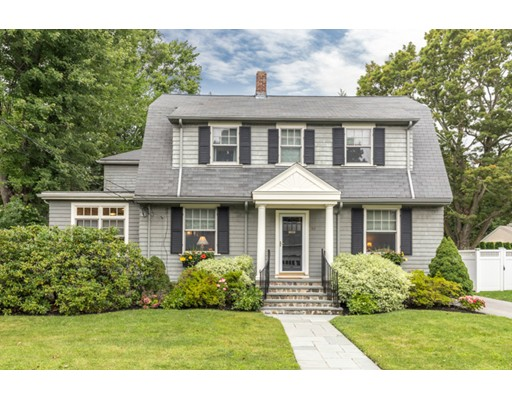 57 Parkinson Street, Needham, MA