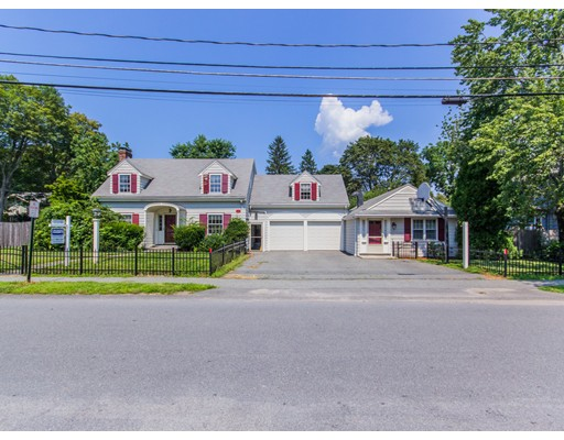 203 Lindbergh Avenue, Needham, MA