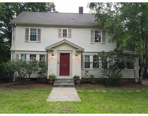 62 Evergreen Avenue, Newton, MA