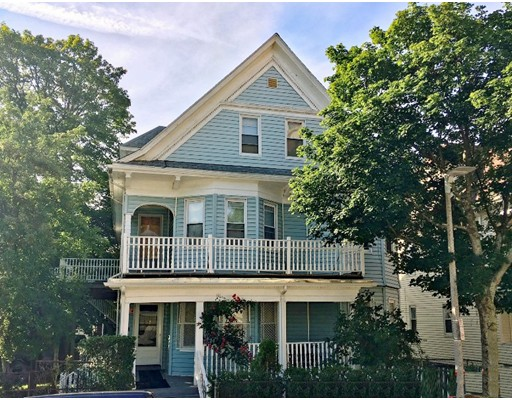 52 Humphreys Street, Boston, MA 02125