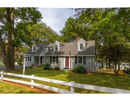 4 Ardley Road, Winchester, MA