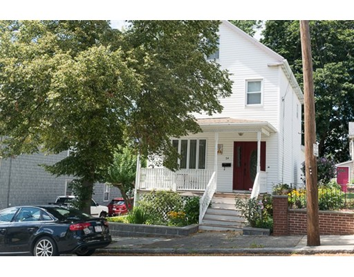 54 Prescott Street, Somerville, MA