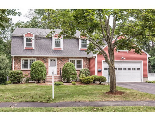 44 Chequessett Road, Reading, MA