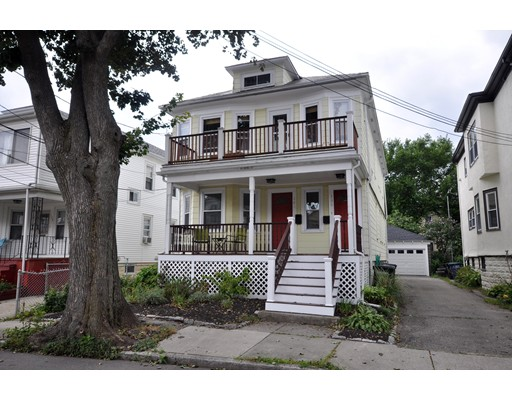141 West Adams Street, Somerville, MA 02144