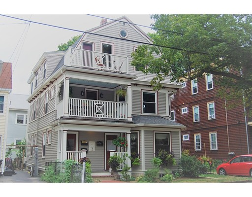27 Dudley Street, Cambridge, MA 02140
