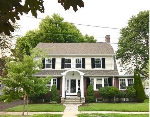 10 Preble Gardens Road, Belmont, MA