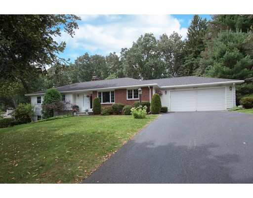 54 White Oaks Drive, Longmeadow, MA