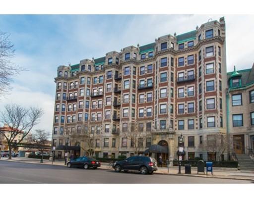 466 Commonwealth Avenue, Unit 807, Boston, MA 02215
