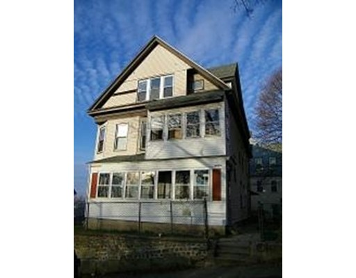 19 Forbes Street, Worcester, MA 01605