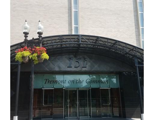151 Tremont, Unit 14D, Boston, MA 02111