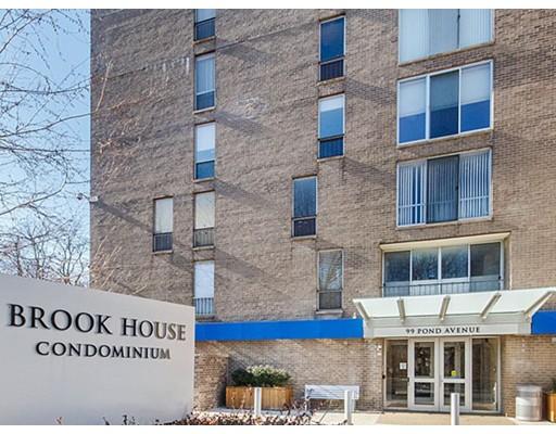 99 Pond Avenue, Unit 123, Brookline, Ma 02445