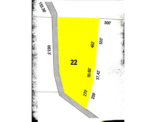 Lot 22 Bemis Road, Winchendon, MA