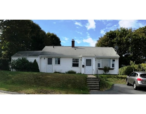 138 Uncatena Avenue, Worcester, Ma 01606