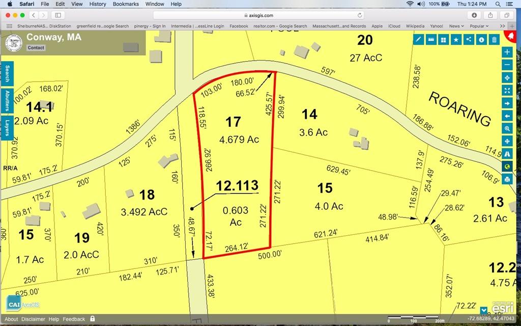 2041 Roaring Brook Road, Conway, MA 01341 | Jack Conway