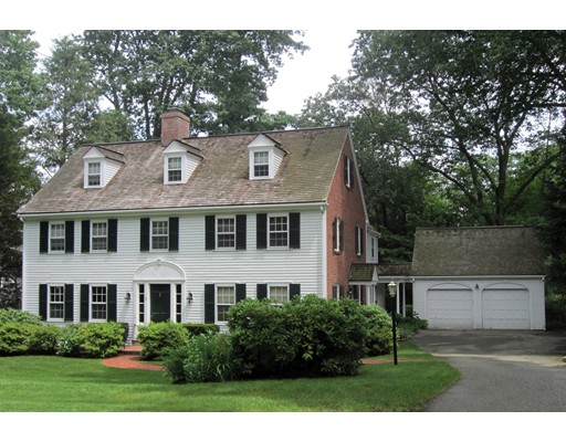 10 Ordway Road, Wellesley, MA