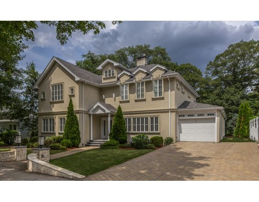 6 Intervale Road, Brookline, Ma 02467