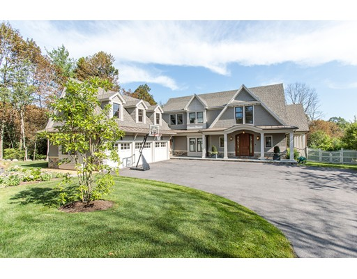 1 Glen House Way, Weston, MA