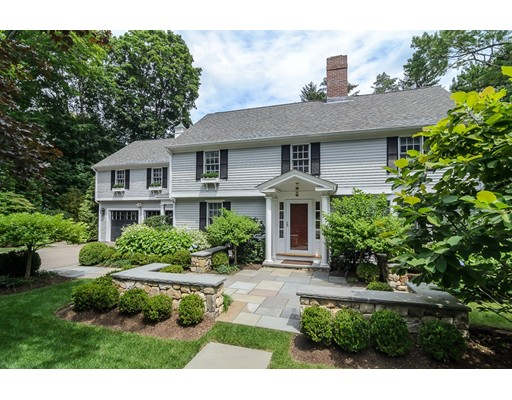 72 Standish Road, Wellesley, MA