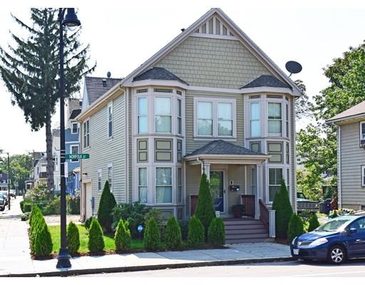 60 Norfolk Street, Boston, MA