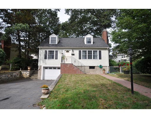 7 Greenwood Road, Arlington, MA