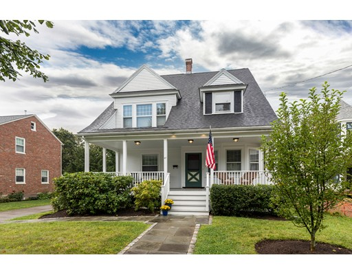 67 Warren Street, Needham, MA