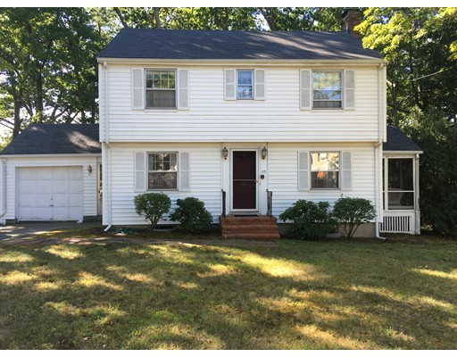 123 Elmwood Road, Needham, MA