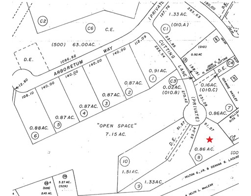Lot 8 Cutting Lane, Sudbury, MA