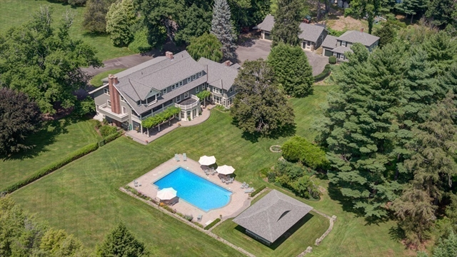 55 Love Lane, Weston, MA, 02493,  Home For Sale