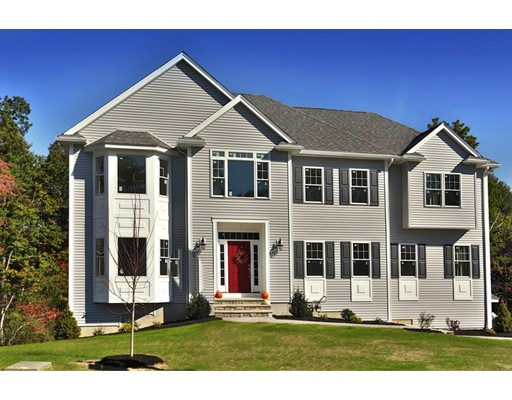45 Wellington Way, North Andover, MA
