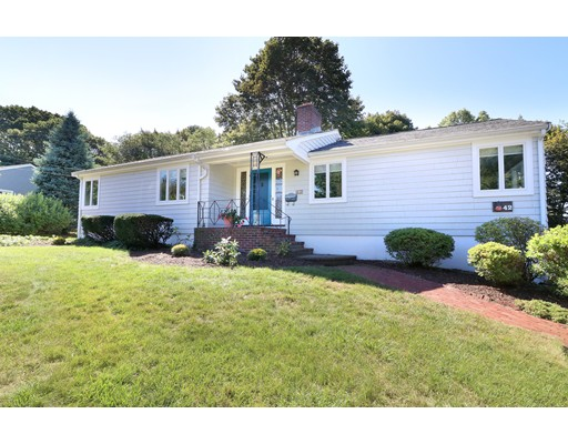 42 Country Lane, Westwood, Ma
