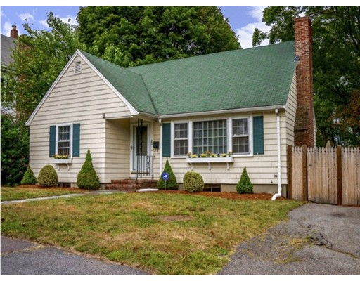 39-A Lawrence St, Wakefield, MA
