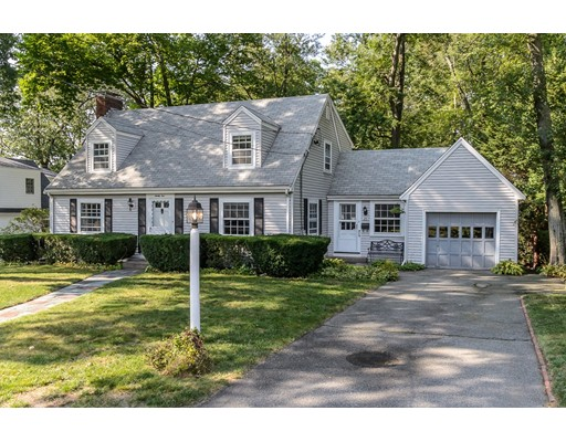 25 Hoover Road, Needham, MA
