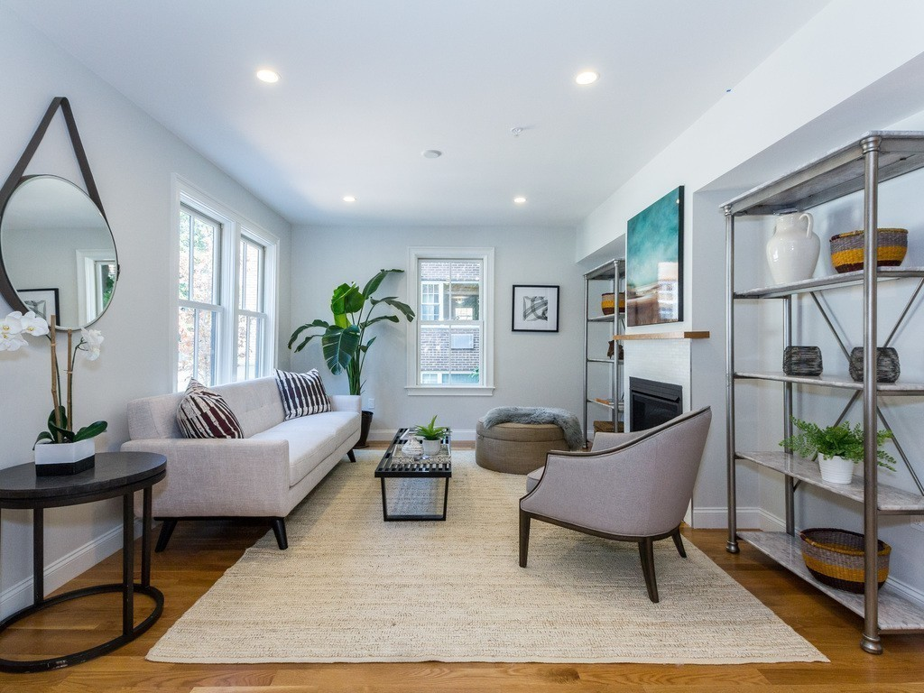 17 Walden Street, Cambridge MA Condo Real Estate Listing - MLS #72228183