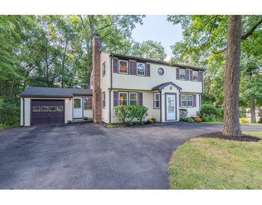 25 Morningside Avenue, Natick, MA