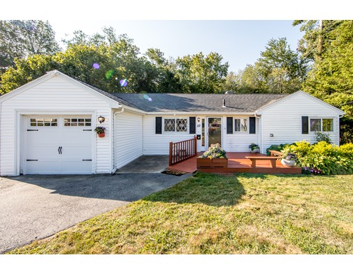 22 TIMBERNECK Drive, Reading, MA