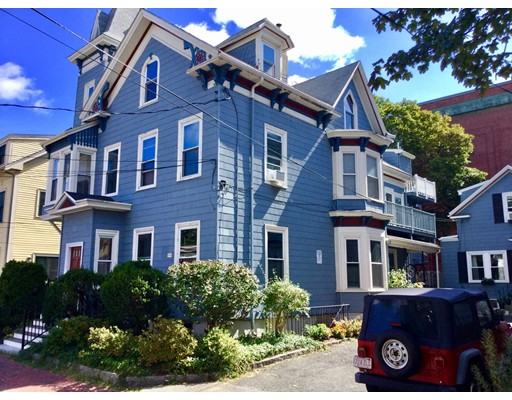 52 Pleasant Street, Cambridge, MA 02139