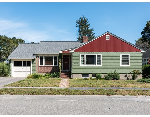 22 Houghton Road, Belmont, MA