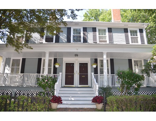107 Griggs Road, Brookline, MA 02446